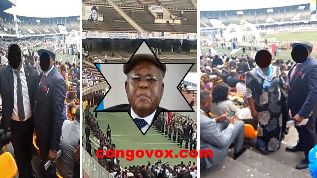 Obsèques d'Etienne Tshisekedi
