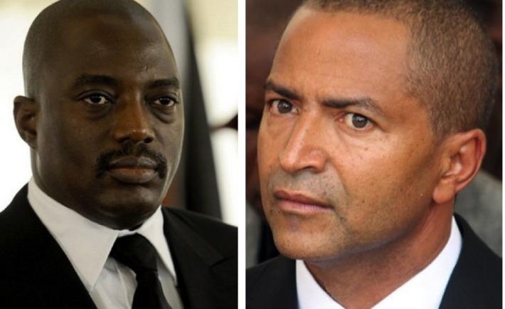 Joseph Kabila et Moise Katumbi