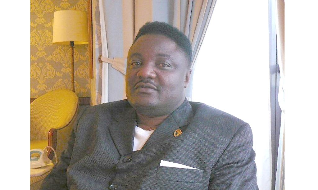Olenga Nkoyi, President du FONUS