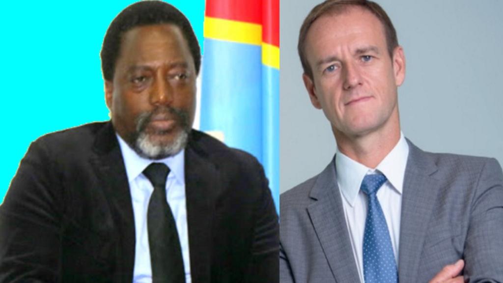 Joseph Kabila, Philippe de Moerloose
