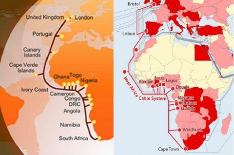 Réseau câblé ouest-africain — West Africa Cable System (WACS