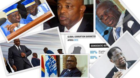 corruption en RD Congo