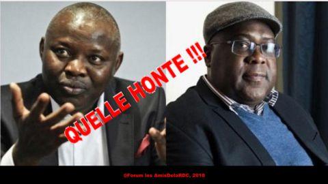 Vital Kamerhe, Felix Tshisekedi