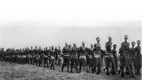 RDC: Les geurriers Ntore