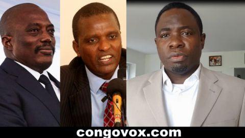 Joseph Kabila, Ruberwa, Timothee