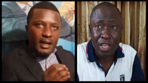 Patrick Mundeke, Augustin Kabuya