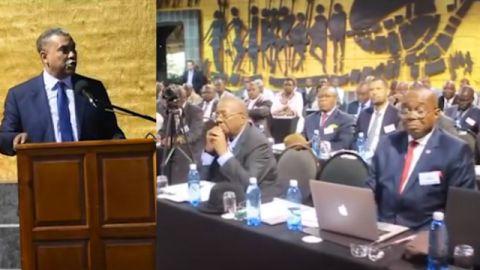 Olivier Kamitatu, Assemblee du Conclave de l'Afrique du Sud