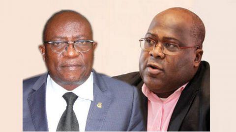 Valentin Mubake, Felix Tshisekedi